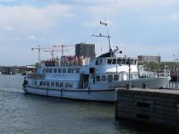 Zaterdag 18 september 2021: Boottocht met MS. Stortemelk van Amsterdam naar Spakenburg.